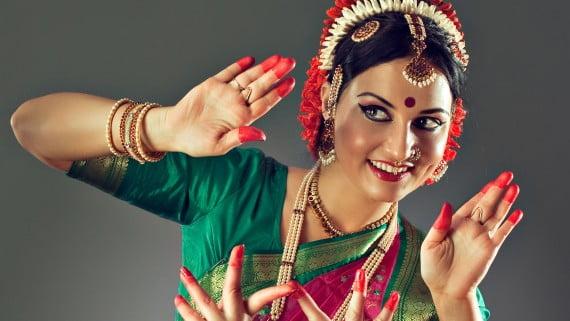 Odissi, a danza clásica da India