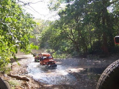 Off Road en Tamarindo