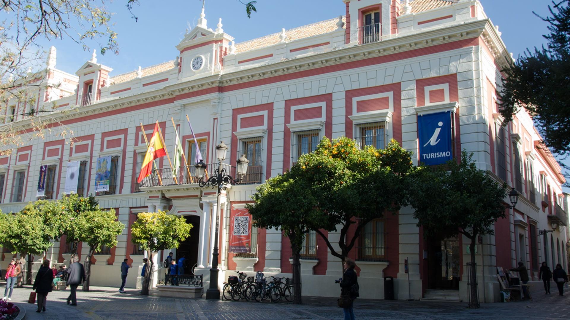 Oficina de turismo de sevilla for Oficinas cajasol sevilla