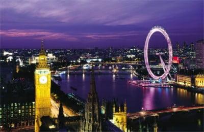 Guía turística para móvil: APP Londres