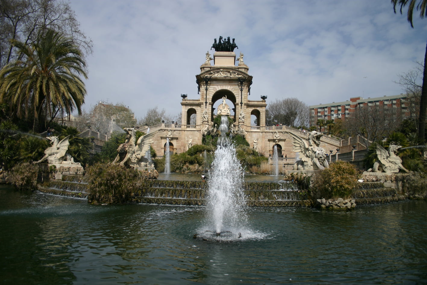 Park of Ciutadella