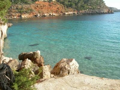 Cala Salada Ibiza