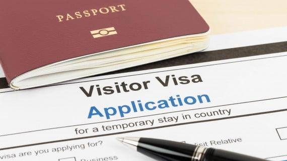 Países que necesitan Visa para ingresar en Inglaterra