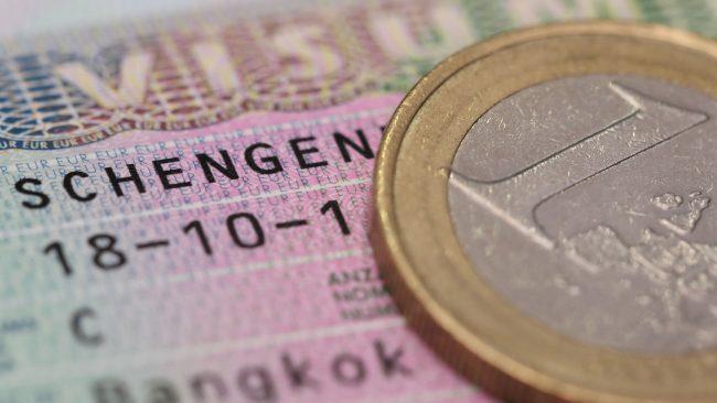 Países que forman parte del espacio de Schengen