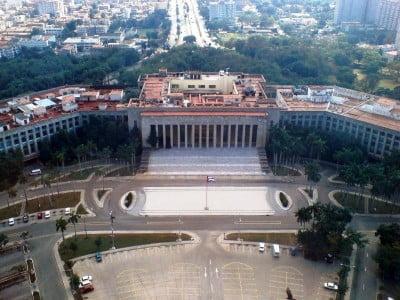 Palacio de la Plaza Revolución
