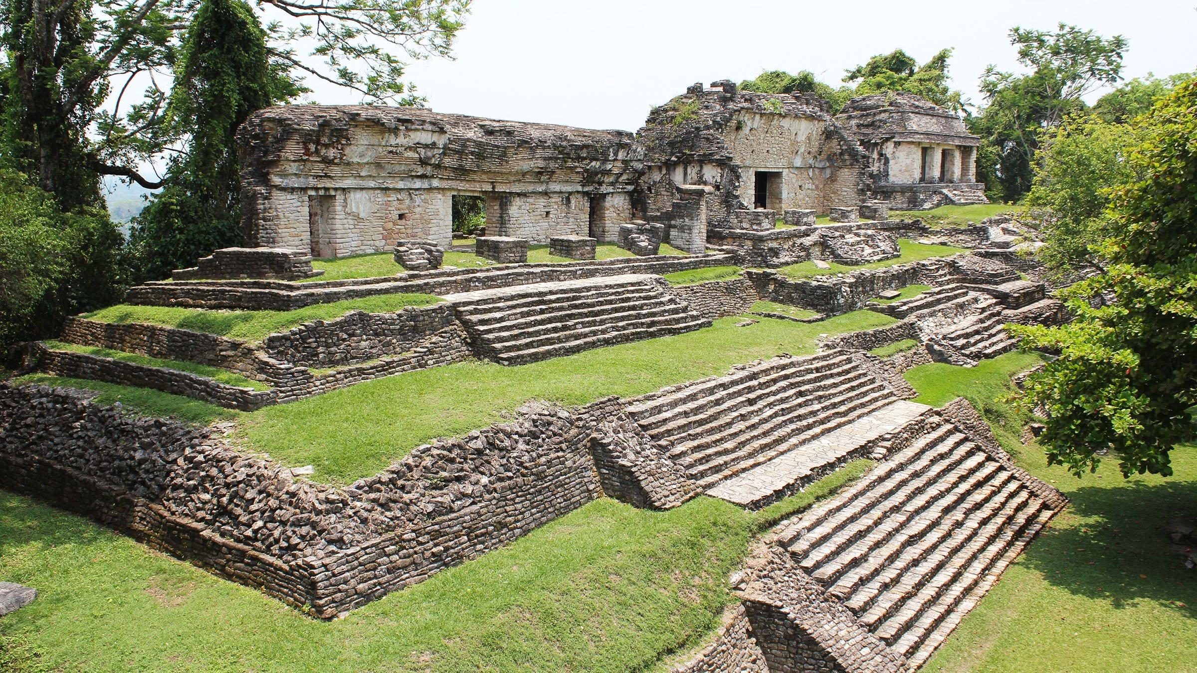 Palenque Maya
