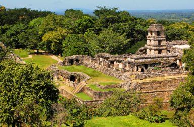 Palenque, Chiapas (México)