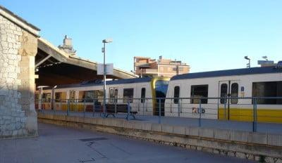 Tren de Mallorca
