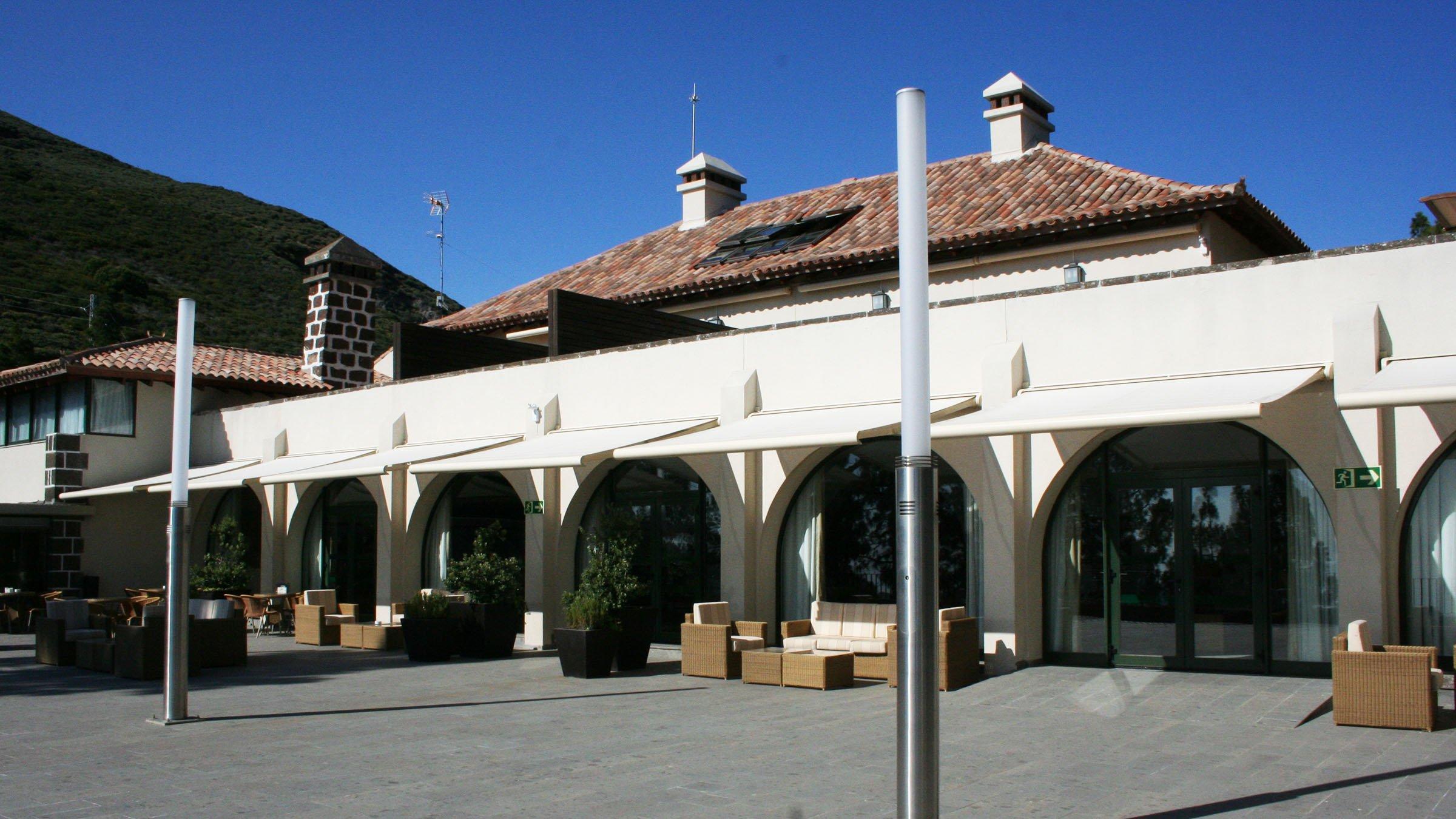 Parador Cruz de Tejeda Gran Canaria