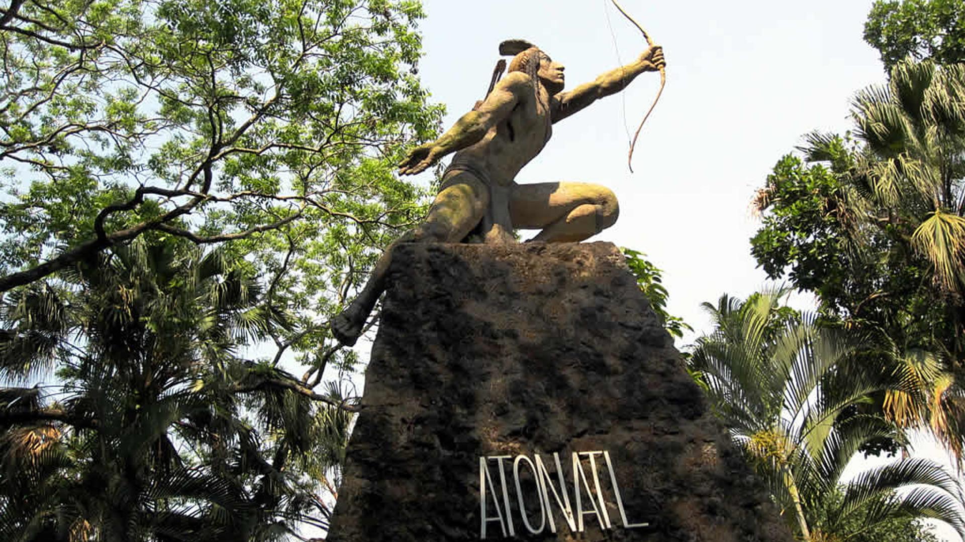 Parque Atecozol, Izalco, El Salvador