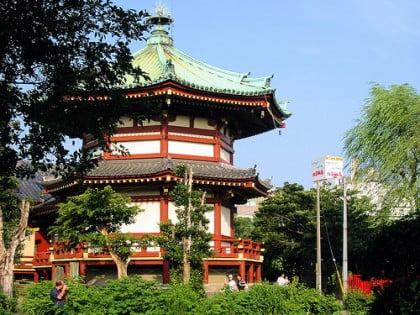 Parque Ueno en Tokio