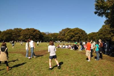 Parque Yoyogi