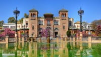 Parque de María Luisa, Sevilla, España