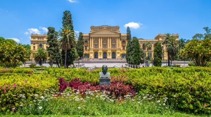 Parque do Museu do Ipiranga