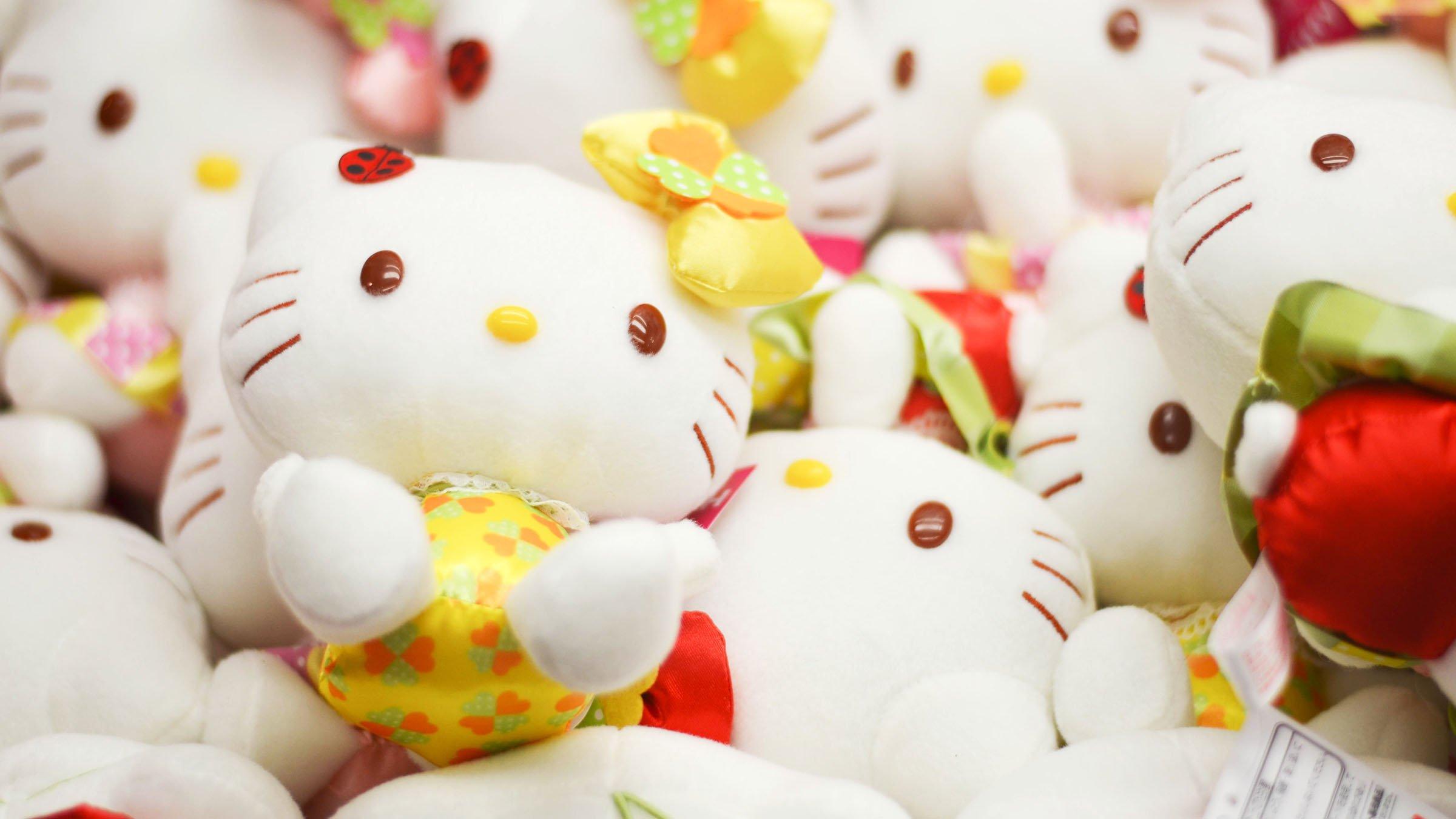 Parque temático Hello Kitty