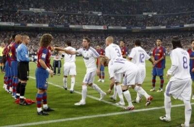 Partidos Supercopa 2011