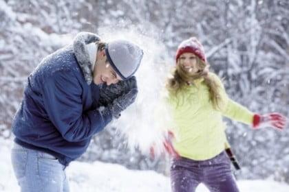 Paseos en raquetas de nieve