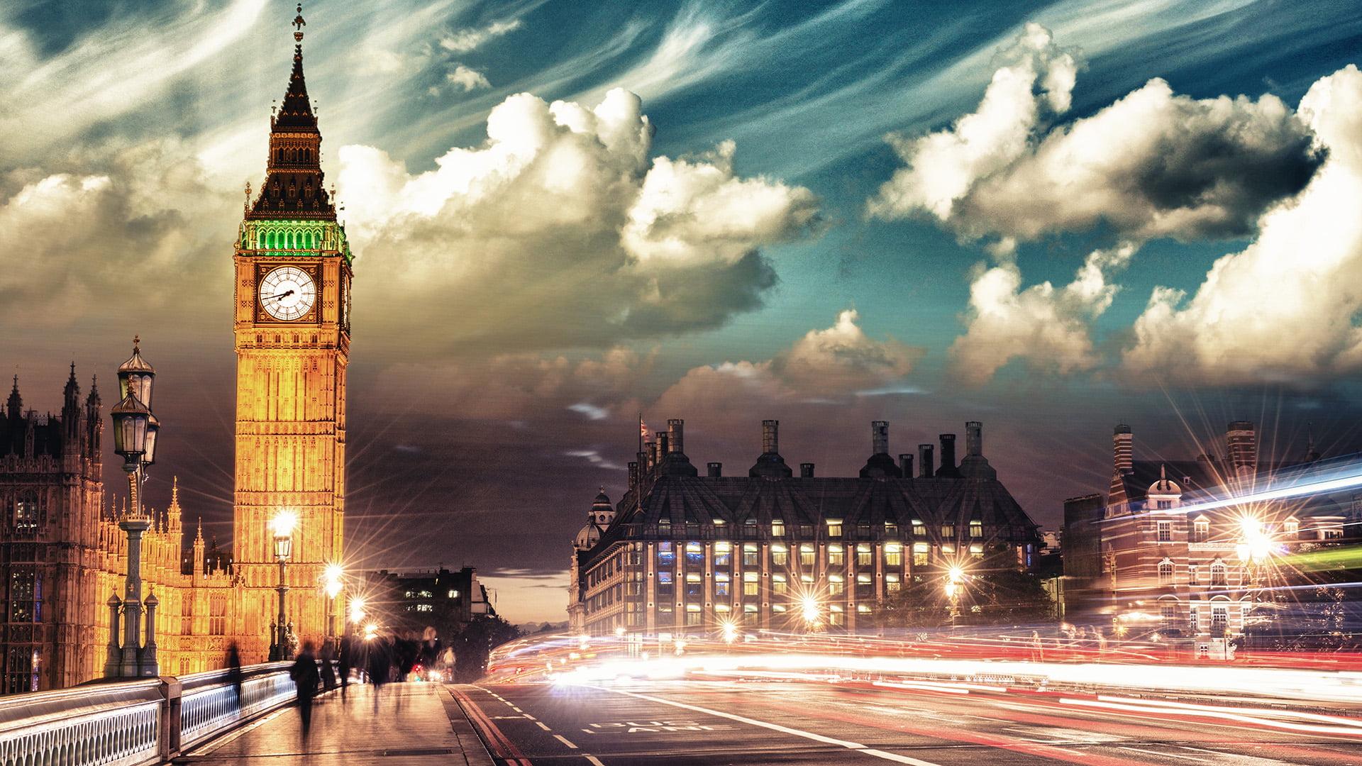 Peligrosidad en Londres