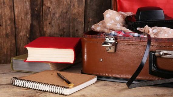 Pensar y planificar lo que vamos a llevar en la maleta