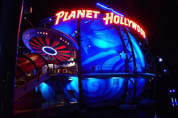 Planet Hollywood en Orlando