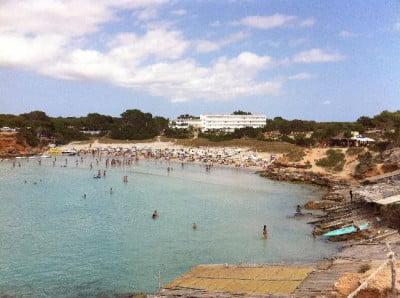 Playa Cala Saona