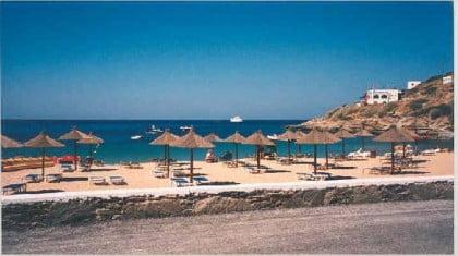 Playa Mylopotas