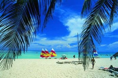 Playa Rincón en República Dominicana