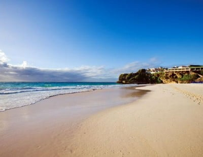 Playa de Crane Beach