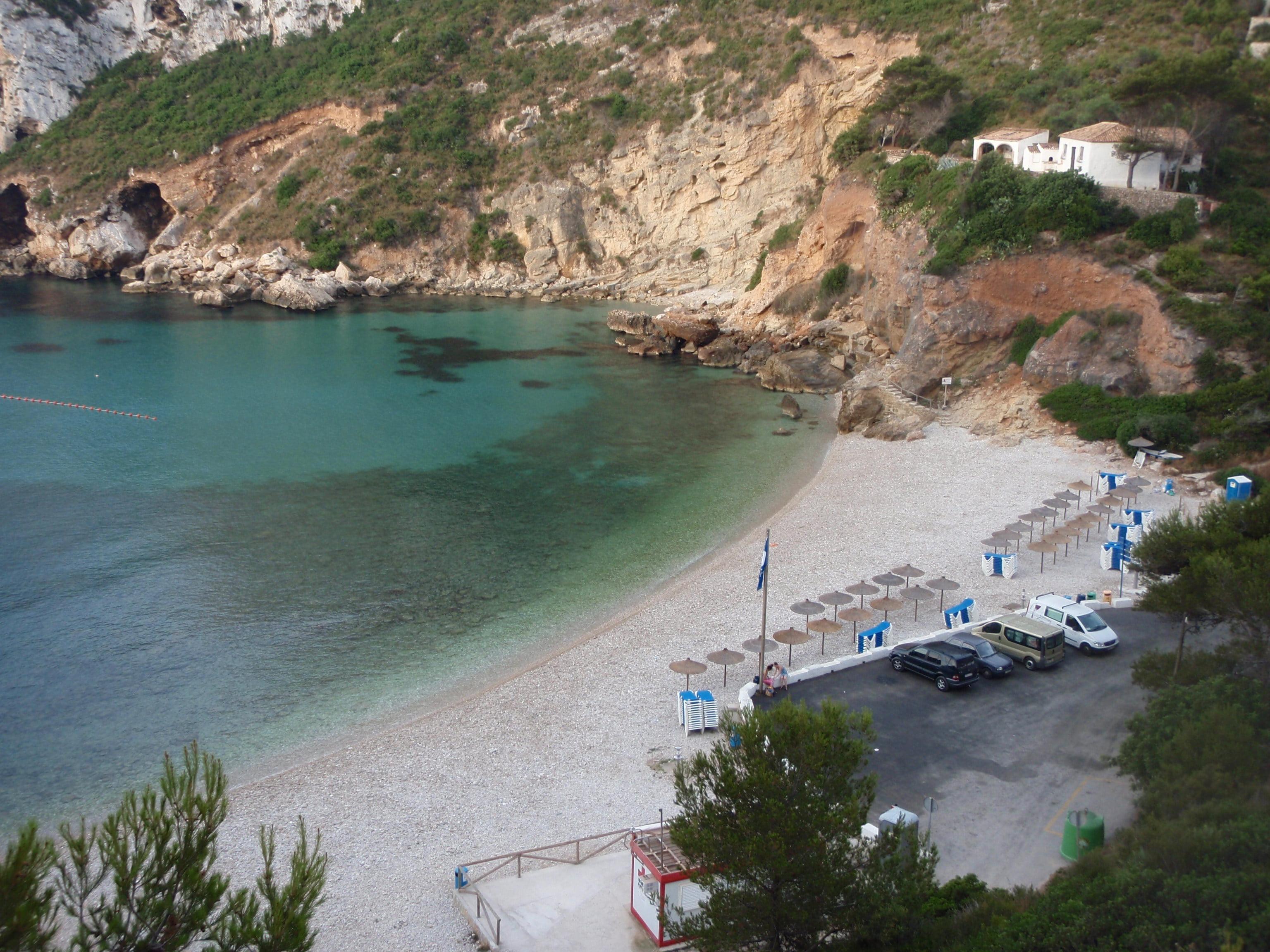 Playa de Javea-La Granadella