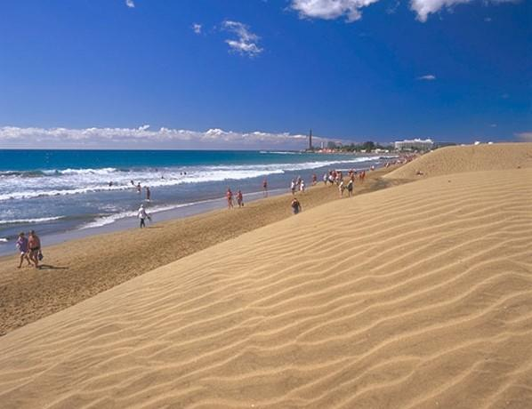 playa maspalomas meteo