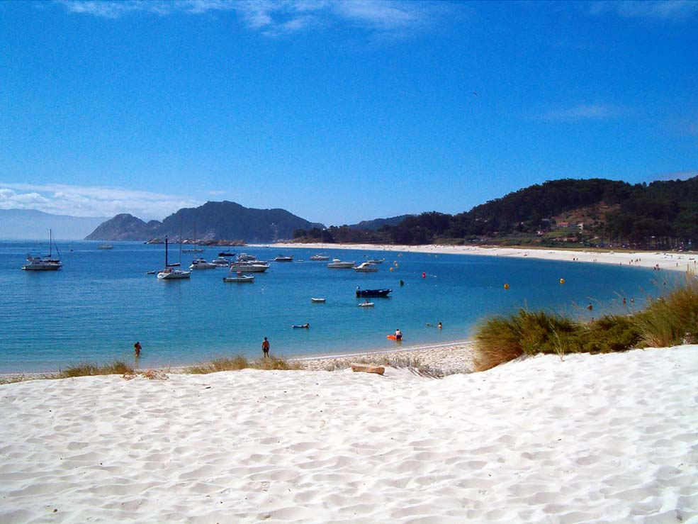 playas espana sur