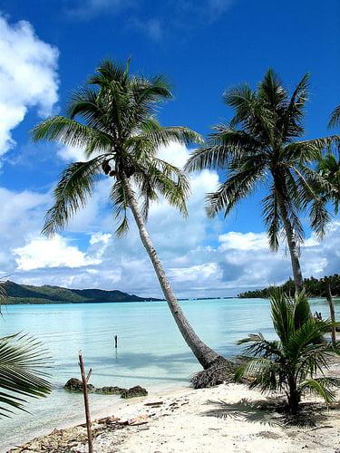 Playa de Tahití