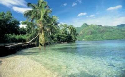 Playa de Tahiti