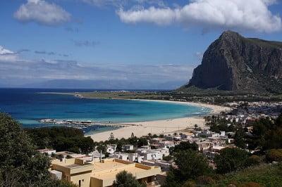 Playas Scopello de Sicilia
