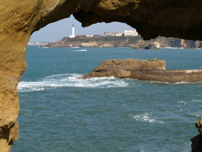 Playas de Biarritz