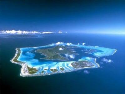 Playas de Bora Bora