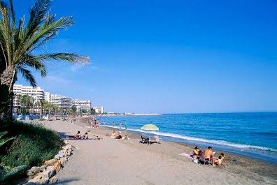 Playas de Marbella Andalucía