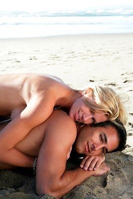 Fotos gratuitas de pareja nudista