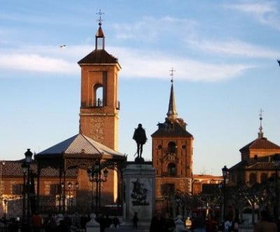 Plazas de Alcalá de Henares