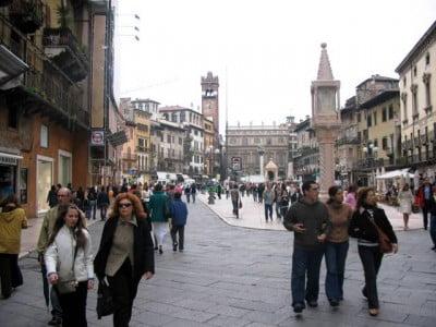 Plazas de Verona