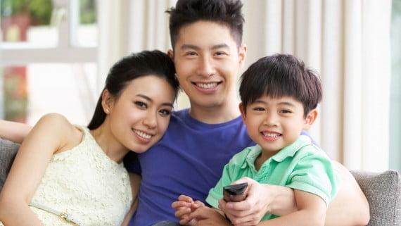 Política de hijo único en China