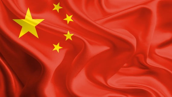 Why is the flag of China red?