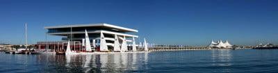 Port America's Cup, Valencia