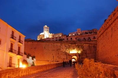 Ibiza, casco antiguo