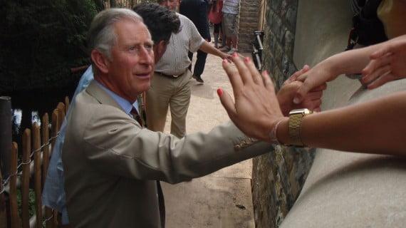 威爾士的查爾斯王子
