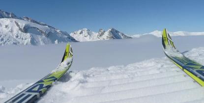 Practicar Esquí de fondo