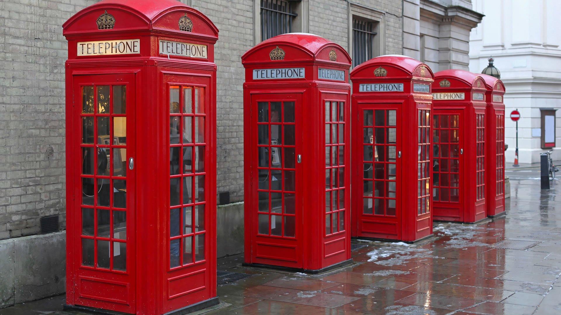 Preparando el viaje a Londres