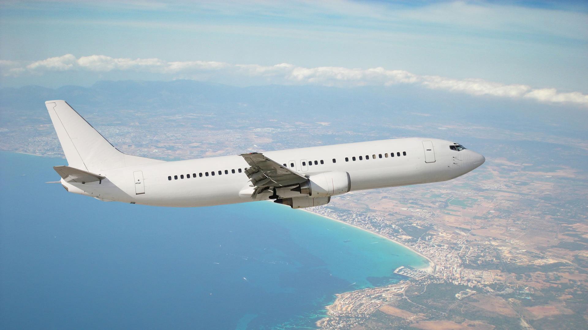 Preparando el viaje en avión, consejos y resolución de problemas