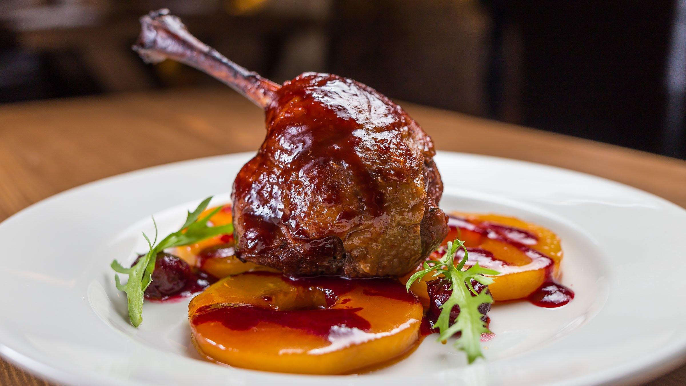 Comida t pica de francia el confit de pato for Verduras tipicas de francia