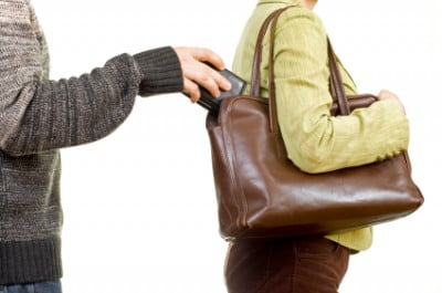 Prevenir robo de objetos personales